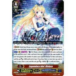 CFV G-CB05/008EN RRR  Legendary Idol, Riviere