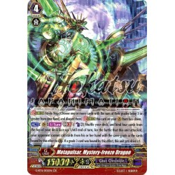CFV G-BT11/002EN GR  Metapulsar, Mystery-freeze Dragon