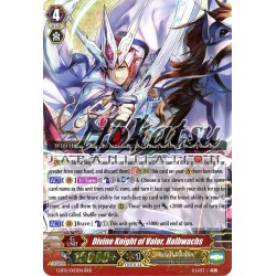 CFV G-BT11/003EN RRR  Divine Knight of Valor, Halbwachs