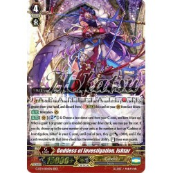 CFV G-BT11/004EN RRR  Goddess of Investigation, Ishtar