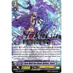 CFV G-BT11/014EN RR  Dark Wolf that Hunts Deities, Fenrir