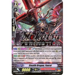 CFV G-BT11/019EN RR  Stealth Dragon, Fuurai