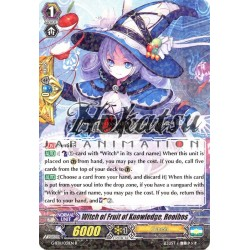 CFV G-BT11/031EN R  Witch of Fruit of Knowledge, Rooibos