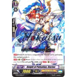 CFV G-BT11/050EN C  Knight of Pulsation, Starius