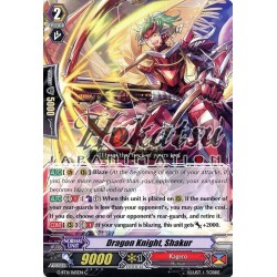 CFV G-BT11/065EN C  Dragon Knight, Shakur