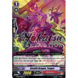 CFV G-BT11/080EN C  Stealth Dragon, Tengai