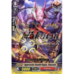 CFV G-BT11/081EN C  Aggressive Stealth Rogue, Cheenah