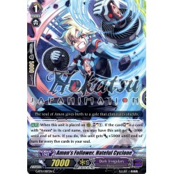 CFV G-BT11/087EN C  Amon's Follower, Hateful Cyclone