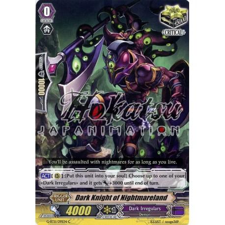 CFV G-BT11/091EN C  Dark Knight of Nightmareland