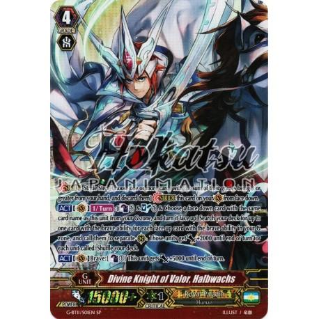 CFV G-BT11/S01EN SP  Divine Knight of Valor, Halbwachs
