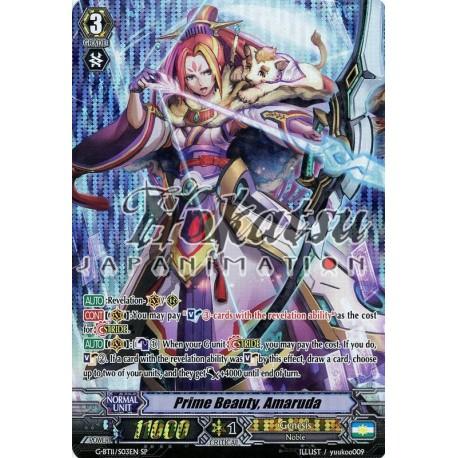 CFV G-BT11/S03EN SP  Prime Beauty, Amaruda