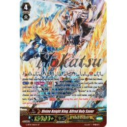 CFV G-BT11/S16EN SP  Divine Knight King, Alfred Holy Saver