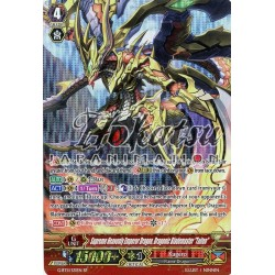 "CFV G-BT11/S31EN SP  Supreme Heavenly Emperor Dragon, Dragonic Blademaster ""Taiten"""