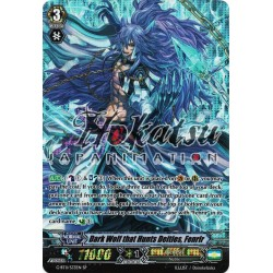 CFV G-BT11/S33EN SP  Dark Wolf that Hunts Deities, Fenrir