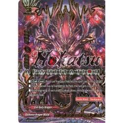 BFE X-BT02A-CP03/0002EN RRR Evil Deity Karma Demonic Dragon, Aga Manafh