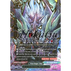 BFE X-BT02A-CP03/0009EN RRR Dark Black Crystal Dragon, Athora