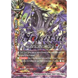 BFE X-BT02A-CP03/0012EN RR Provenance-gnawing Dragon, Death Tallica Zegalia