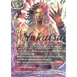 BFE X-BT02A-CP03/0025EN R Source of Demonic Dragon, Zahhak