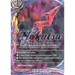 BFE X-BT02A-CP03/0039EN R Black Poison Dragon, Bloodknife