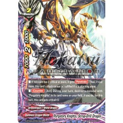 BFE X-BT02A-CP03/0043EN C Purgatory Knights, Scrap-Drill Dragon