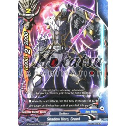 BFE X-BT02A-CP03/0069EN C Shadow Hero, Growl