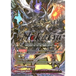 BFE X-BT02A-CP03/0074EN Secret/RRR Purgatory Knights Leader of Condolence, Geist Demios