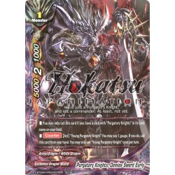 BFE X-BT02A-CP03/0075EN Secret/RR Purgatory Knights, Demios Sword Early