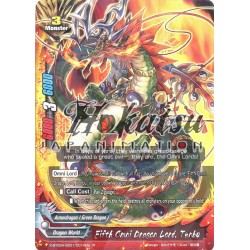 BFE X-BT02A-SS01/0014EN R Fifth Omni Dragon Lord, Tenbu
