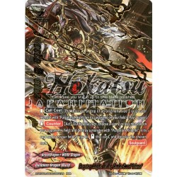 "BFE X-BT02A-SS02/0001EN RRR Purgatory Knights Leader, Demios Sword ""Inferno"""