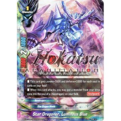 BFE X-BT02A-SS02/0008EN RR Star Dragoner, Luminous Blue