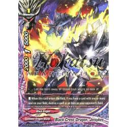 BFE X-BT02A-CP03/0047EN Foil/C Black Crest Dragon, Jeisykes