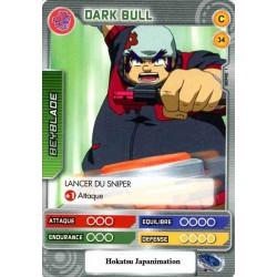 034/160 Commune Dark Bull
