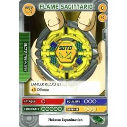 040/160 Commune Flame Sagittario