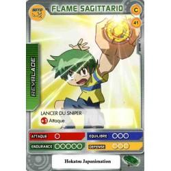 041/160 Commune Flame Sagittario