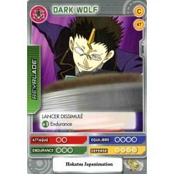 047/160 Commune Dark Wolf