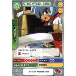 051/160 Commune Storm Aquario