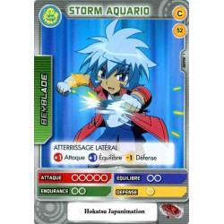052/160 Commune Storm Aquario