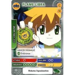 056/160 Commune Flame Libra