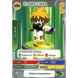 057/160 Commune Flame Libra