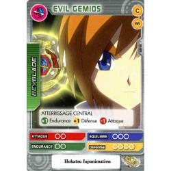 066/160 Commune Evil Gemios