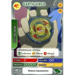 069/160 Commune Earth Virgo