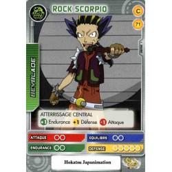 071/160 Commune Rock Scorpio