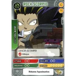 072/160 Commune Rock Scorpio