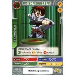 079/160 Commune Poison Serpent