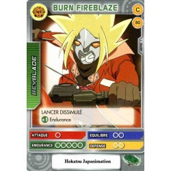 080/160 Commune Burn FireBlaze