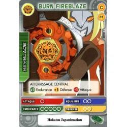 081/160 Commune Burn FireBlaze