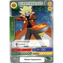 082/160 Commune Burn FireBlaze
