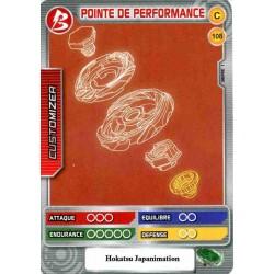 108/160 Commune Point de performance