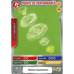 109/160 Commune Point de performance