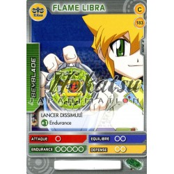 183/240 Commune FLAME LIBRA